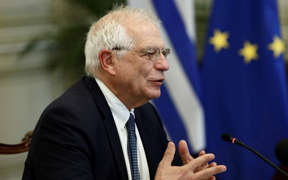 Μπορέλ στο Spiegel: Απαιτείται συνολική συμφωνία με την Αγκυρα