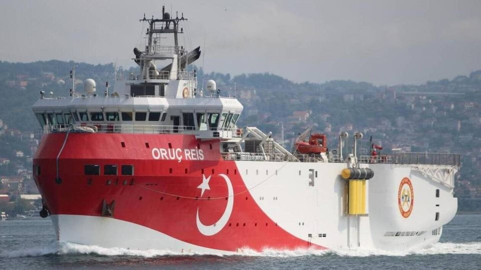 NAVTEX της Τουρκίας σε ελληνική υφαλοκρηπίδα, βάζει φωτιά στην Αν. Μεσόγειο