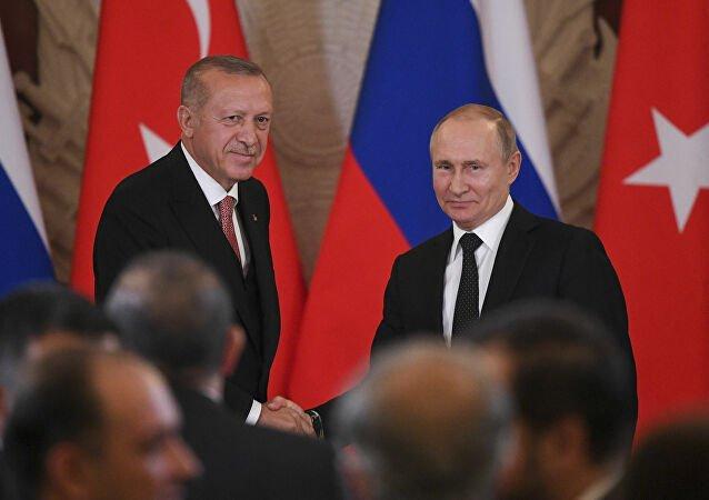 Κρεμλίνο: Τι είπε ο Πούτιν στον Ερντογάν για την Αγία Σοφία