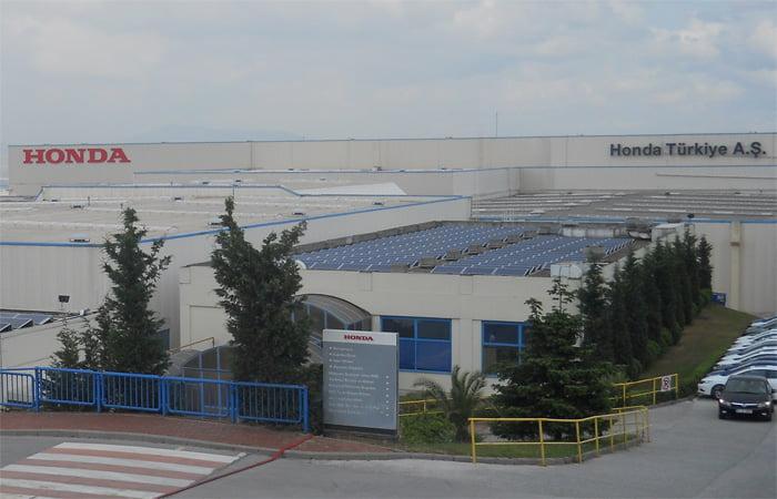 Κλείνει το εργοστάσιο της HONDA στην Τουρκία μετά από 24 χρόνια λειτουργίας