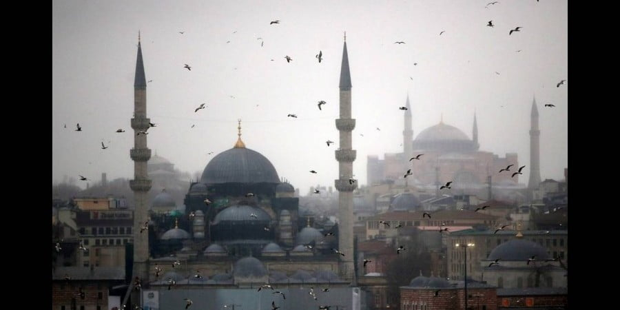 Τούρκος θεολόγος αποκαλύπτει γιατί ο Ερντογάν θέλει να ξανακάνει τζαμί την Αγία Σοφία