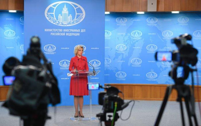 Ρωσικό ΥΠΕΞ: «Όχι» σε μονομερείς ενέργειες στη Μεσόγειο