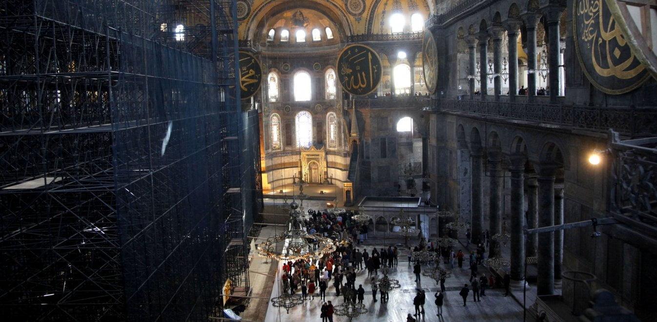 Διαπρεπείς Τούρκοι νομικοί, Θεολόγοι: Αντίθετη με το Ισλάμ η μετατροπή ναού σε τζαμί