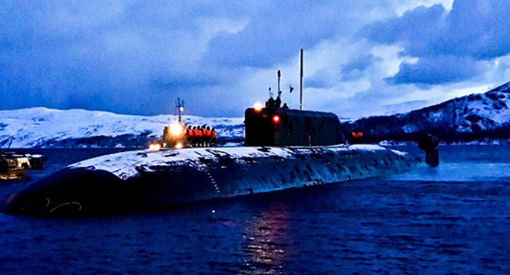 WSJ: Ρωσικά υποβρύχια έκαναν το 2019 στον Ατλαντικό τις μεγαλύτερες ασκήσεις από τον Ψυχρό Πόλεμο