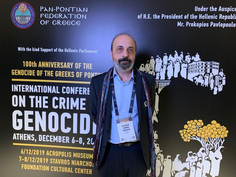 Ταμέρ Τσιλινγκίρ: Είμαι εξισλαμισμένος Έλληνας του Πόντου. Υπάρχουν και άλλοι. Πρέπει να μάθουν την αλήθεια