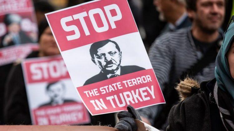 Απολογητές του τουρκικού φασισμού