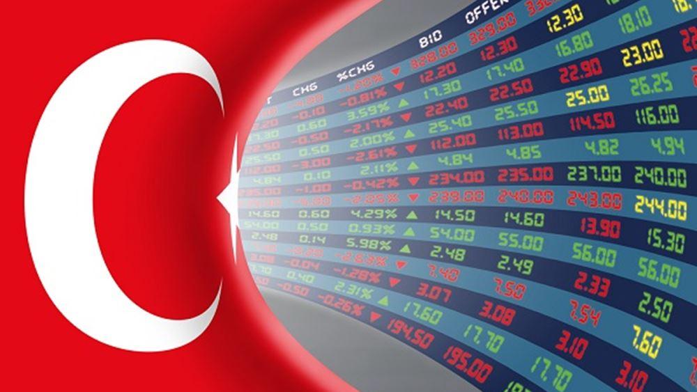 Η Τουρκία απαγορεύει το short-selling σε έξι διεθνείς τραπεζικούς κολοσσούς