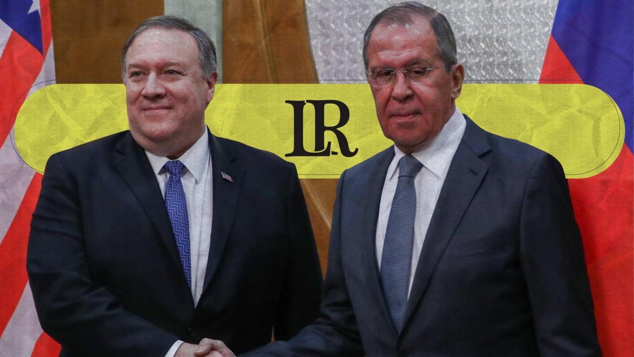 Για το μέλλον της Λιβύης συζήτησαν ο Pompeo και ο Lavrov την Τρίτη