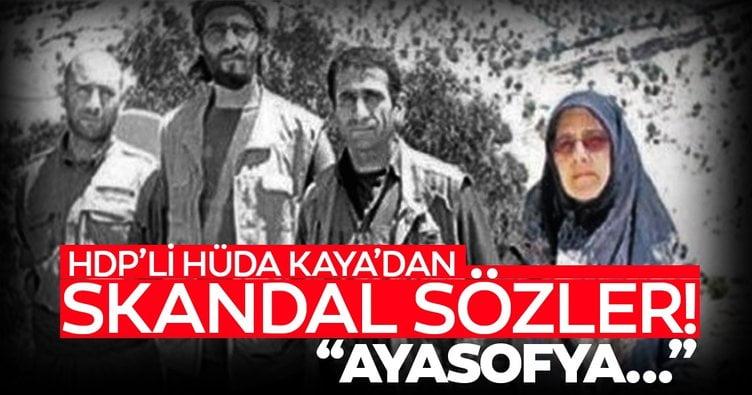 Κούρδισσα βουλευτής του HDP: Ναι, η Αγία Σοφία δεν πρέπει να είναι μουσείο, όμως αντί για τζαμί πρέπει να γίνει χριστιανική εκκλησία