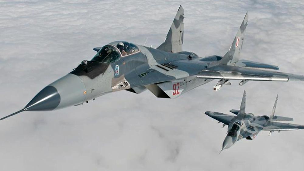 Κι άλλη κατραπακιά!Ρωσικά MiG-29 κατέστρεψαν συστήματα αεράμυνας της Τουρκίας κοντά στη Σίρτη