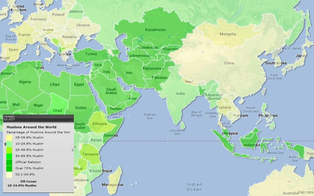 Η Γεωπολιτική του Ισλάμ και η Μετανάστευση