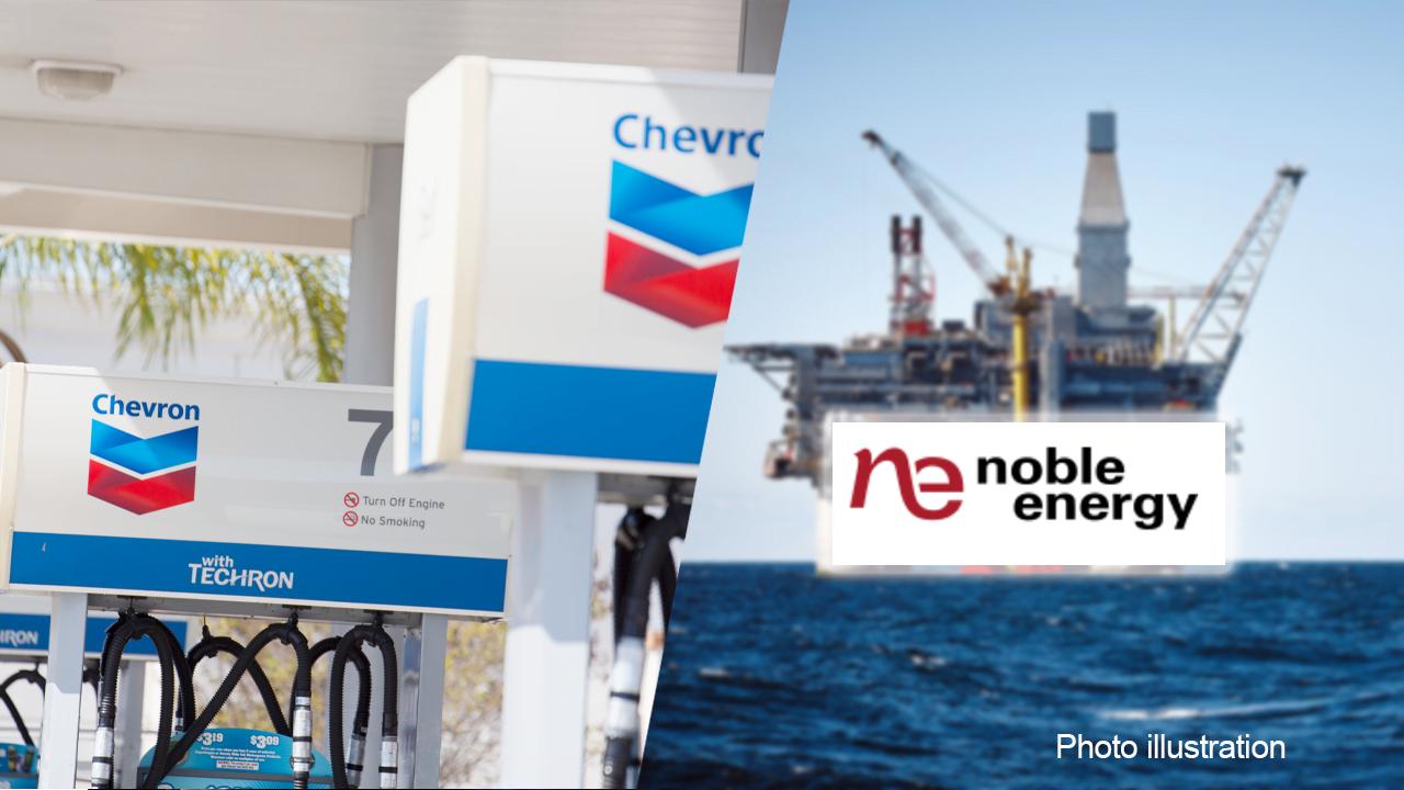 H Chevron εξαγόρασε τη Noble Energy για 5 δισ. δολάρια