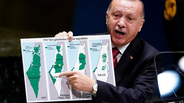 Jerusalem Post: «Όλο και μεγαλύτερη απειλή για το Ισραήλ η Τουρκία»