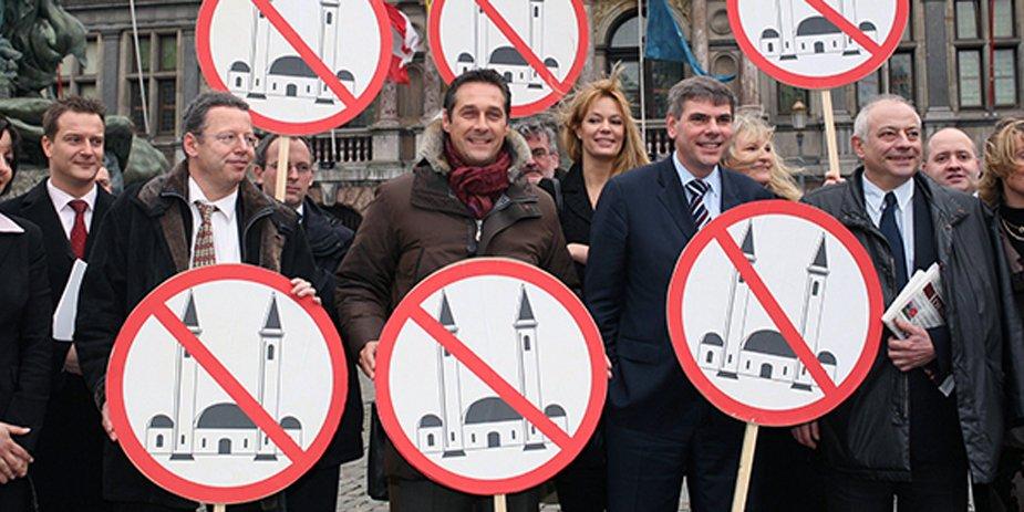 Η Αυστρία κλείνει τζαμιά και διώχνει ιμάμηδες