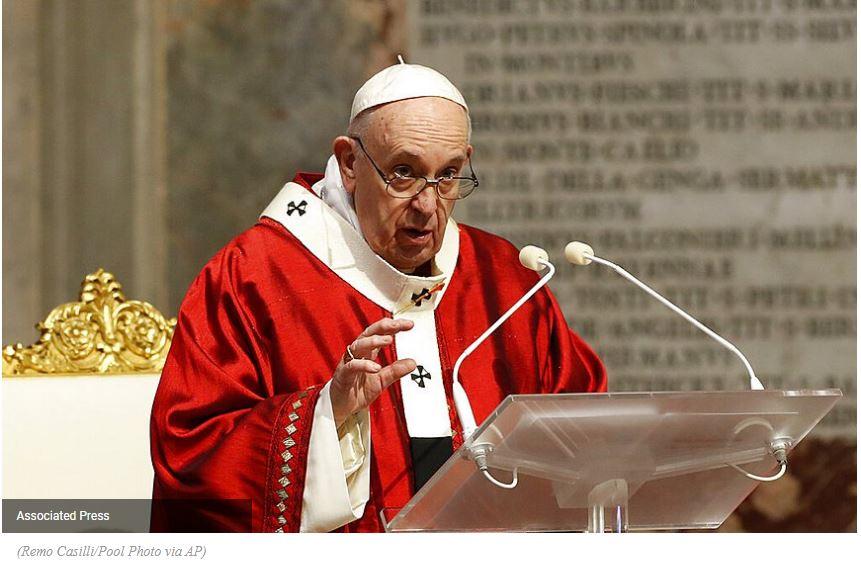 Πάπας Φραγκίσκος για Αγία Σοφία: Νιώθω μεγάλο πόνο