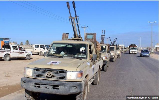 Διεθνής «πυρετός» στη Λιβύη – Στέλνει στρατό η Αίγυπτος, ο Τραμπ συνομίλησε με Μακρόν