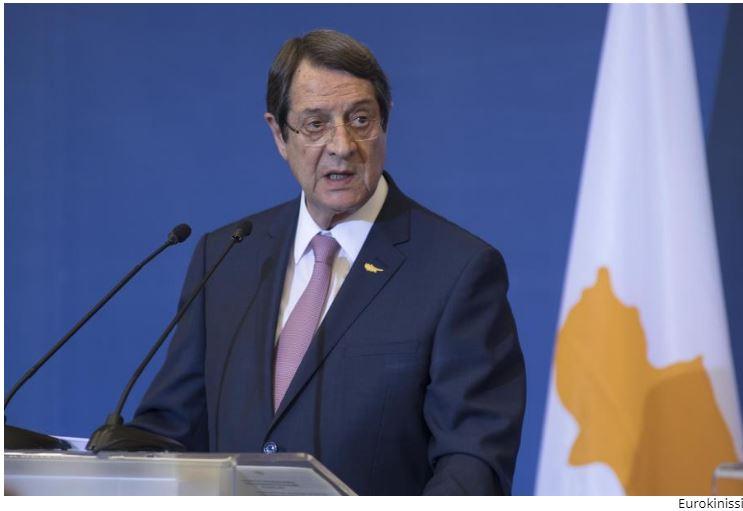 Νίκος Αναστασιάδης: Η Κύπρος δεν θα γίνει μια άλλη Λιβύη