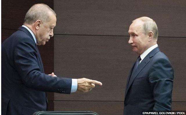 Ρωσία και Τουρκία ως frenemies σε Μεσόγειο, Μ. Ανατολή και Κεντρική Ασία