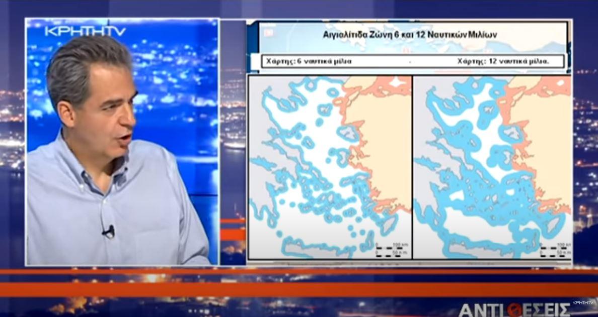 Εκπομπή Γιώργου Σαχίνη: Ελλάδα-Τουρκία, στο Μεταίχμιο Γεωπολιτικών Εξελίξεων, με Άγγελο Συρίγο και Γιώργο Καραμπελιά