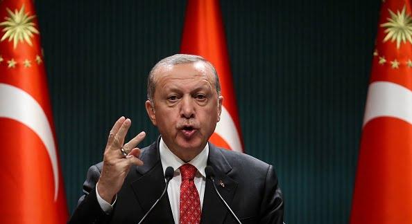 Ο Ερντογάν στα καλύτερά του: Θα φέρουμε νόμο να απαγορεύσουμε Youtube, Twitter, Netflix