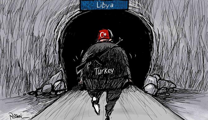 Λιβύη: «Πονοκέφαλος» για Τουρκία οι ενέργειες των ΗΑΕ