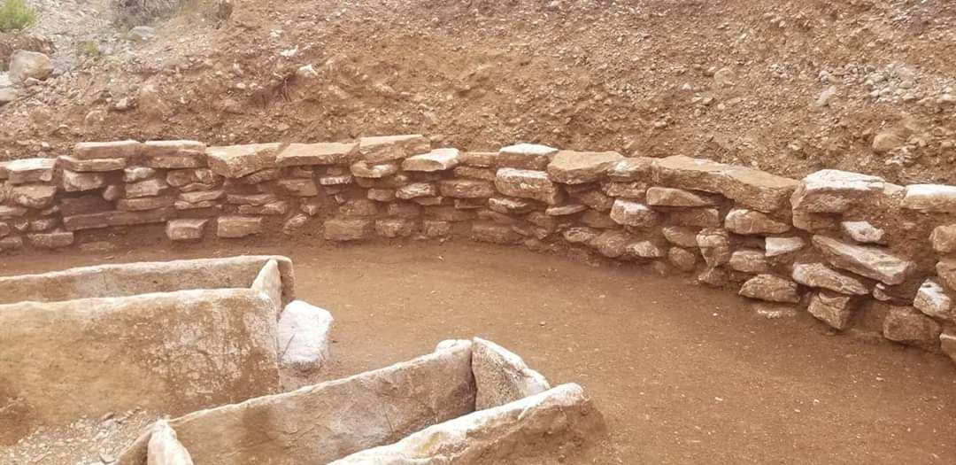Σπουδαία ευρήματα του 15ου-12ου αιώνα π.Χ στην Χιμάρα (φωτογραφίες)
