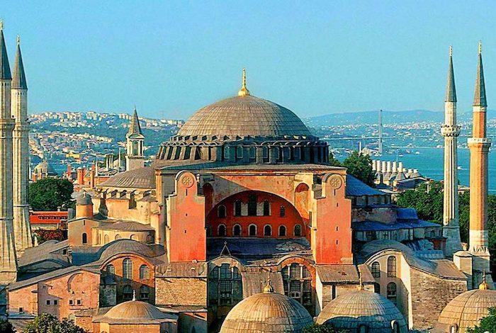 Η Αγία Σοφία, οι Συμβολισμοί και η Τουρκία ως Καταστροφέας  Πολιτισμών