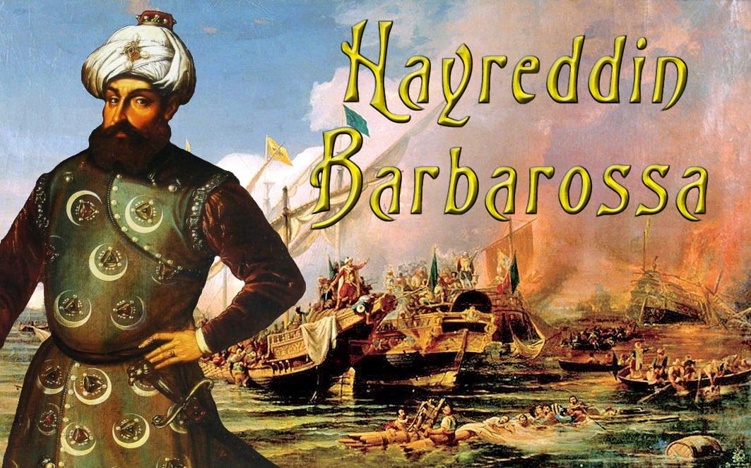 Ο Ερντογάν ως νέος Μπαρμπαρόσα