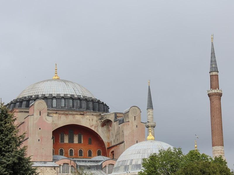 Today, We Mourn Hagia Sophia – Σήμερα θρηνούμε για την Αγία Σοφία