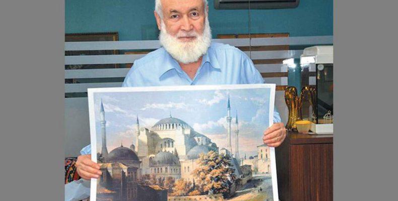 """Τουρκία: Το πρόσωπο-κλειδί πίσω από τον """"εκτουρκισμό"""" της Αγιά Σοφιάς στην Πόλη"""