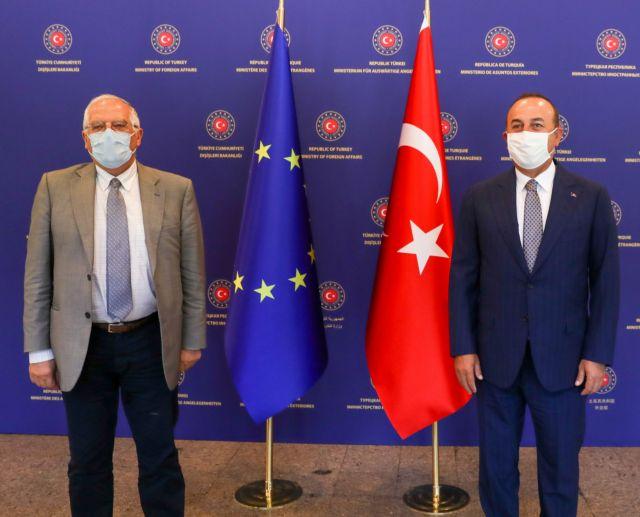 Μπορέλ: Ζητά να αρχίσουν οι διαπραγματεύσεις Ελλάδας – Τουρκίας για τα ενεργειακά