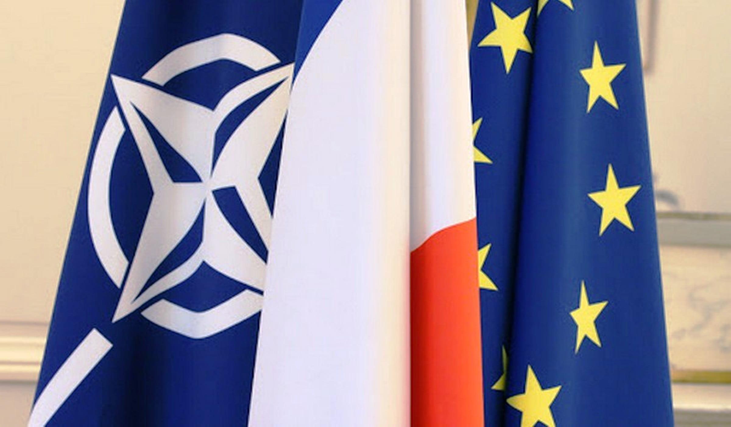 Μα, τι κάθεται ακόμα η Γαλλία στο ΝΑΤΟ;