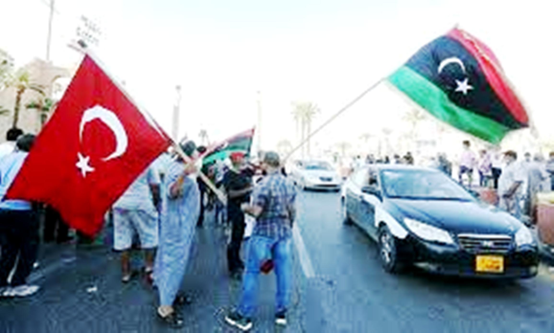 Άποψη – Έγινε η Λιβύη αποικία της Τουρκίας;