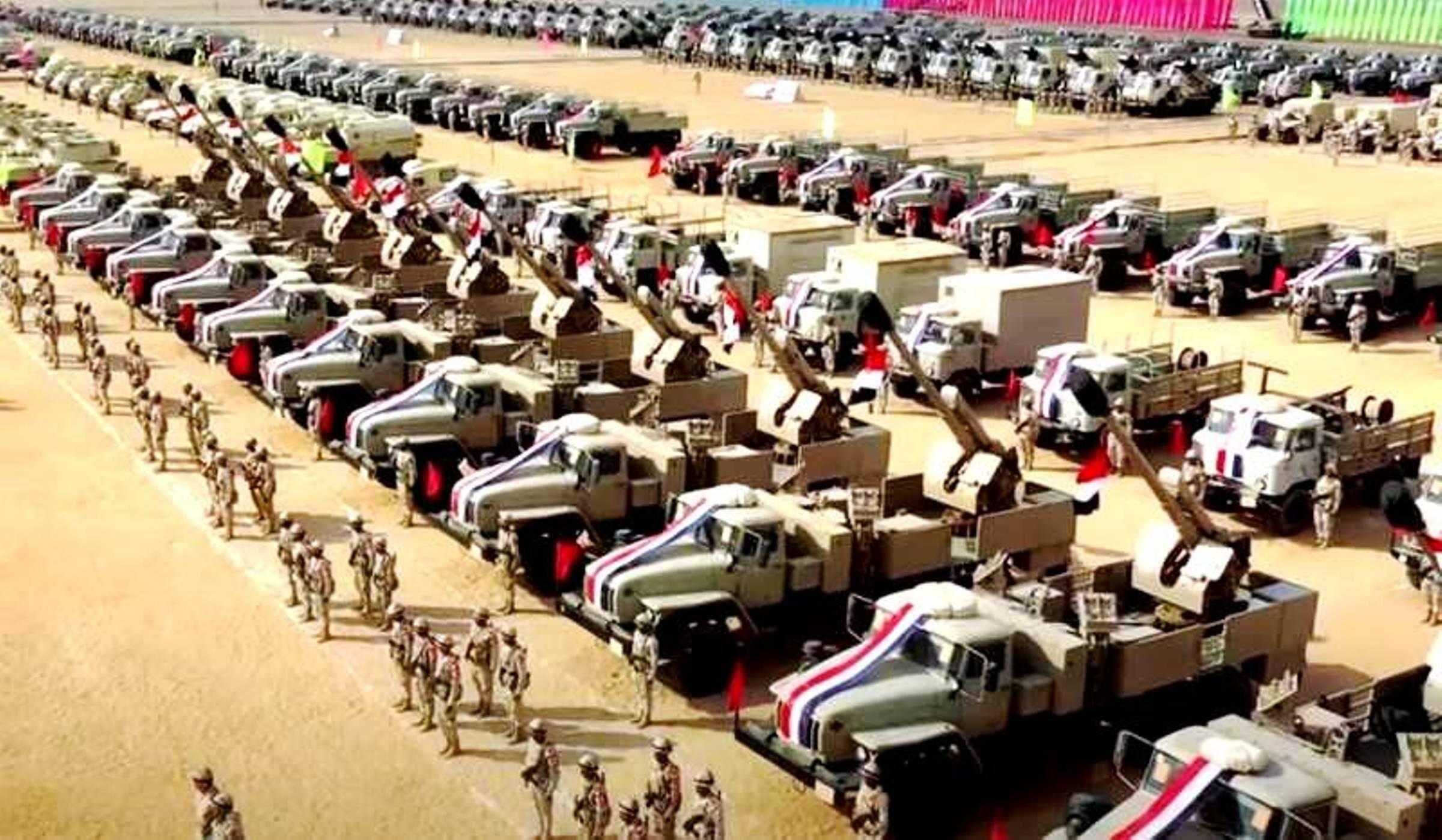 Η Λιβύη γίνεται αρένα σύγκρουσης μεταξύ Αιγύπτου και φιλοτούρκων μαχητών