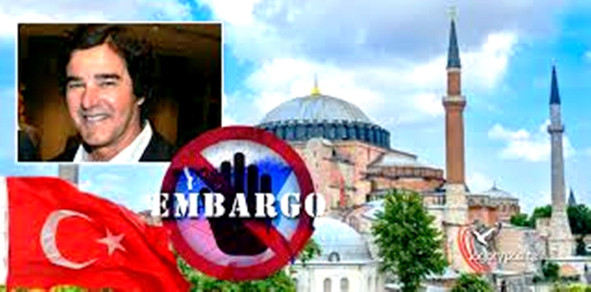 Εφοπλιστής Ανδρέας Μαρτίνος : ¨Να αποκλείσουν οι Έλληνες εφοπλιστές την Τουρκία από προορισμό για επισκευές και δεξαμενισμούς¨ !