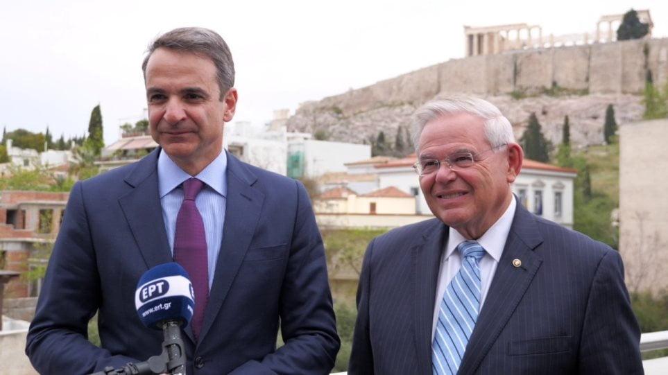 Επικοινωνία Μητσοτάκη – Μενέντεζ: Στην ατζέντα η Ανατολική Μεσόγειος