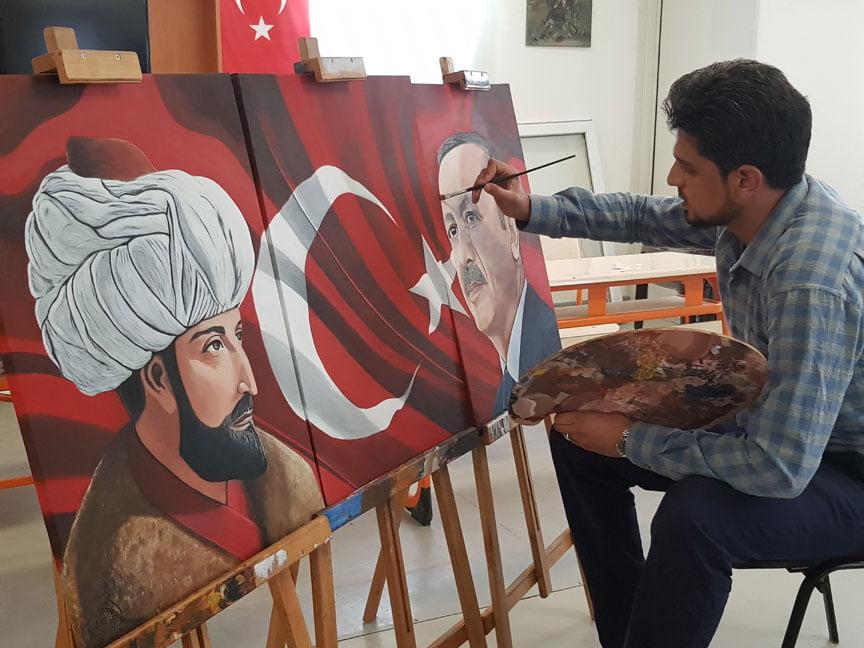 Απ' τους Οθωμανούς του Μωάμεθ στους νεο-Οθωμανούς του Ερντογάν… (5)