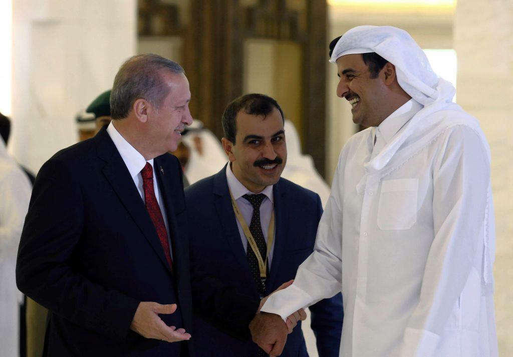 Τουρκία και Κατάρ: Η αγάπη σε άνθηση