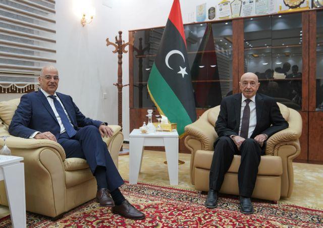Πρόεδρος λιβυκής Βουλής: Θα συγκροτηθεί επιτροπή για τις θαλάσσιες ζώνες με την Ελλάδα