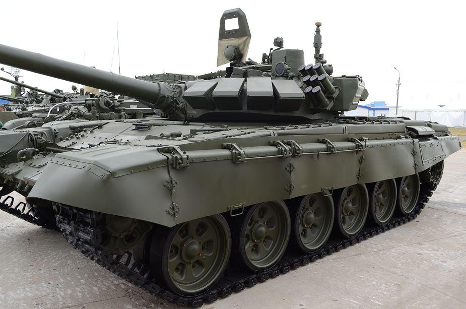 Βίντεο: Το ρωσικό T-72B3 μετατρέπεται σε… «υποβρύχιο» και διασχίζει ποτάμι