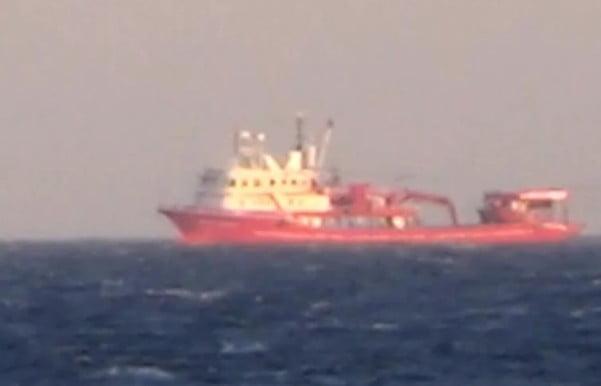 Δεν έχουν τέλος οι τουρκικές προκλήσεις: Αλιευτικά έφτασαν μέχρι τη Μύκονο για να ψαρέψουν