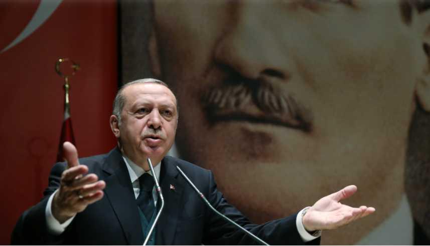 Εμπρηστικός Ερντογάν: Τα επιτεύγματα από Συρία μέχρι Ανατολική Μεσόγειο αποκαλύπτουν τη δύναμή μας