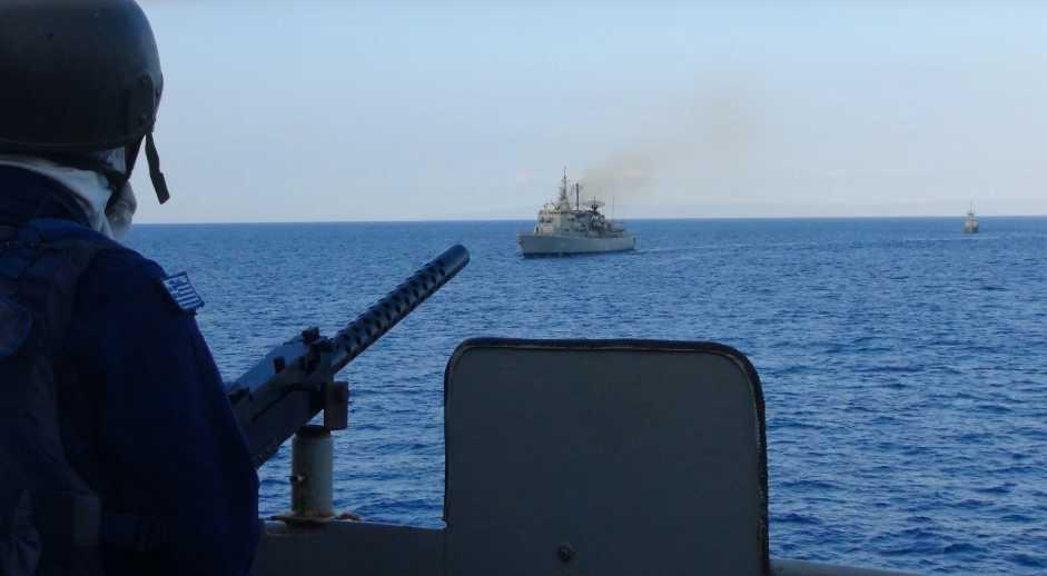 Τουρκική Navtex: Σε μόνιμη διάταξη αποτροπής – Για την επόμενη κίνηση της Άγκυρας στο Αιγαίο προετοιμάζεται η Αθήνα – Τα νέα «όπλα» του πολεμικού Ναυτικού και οι φρεγάτες