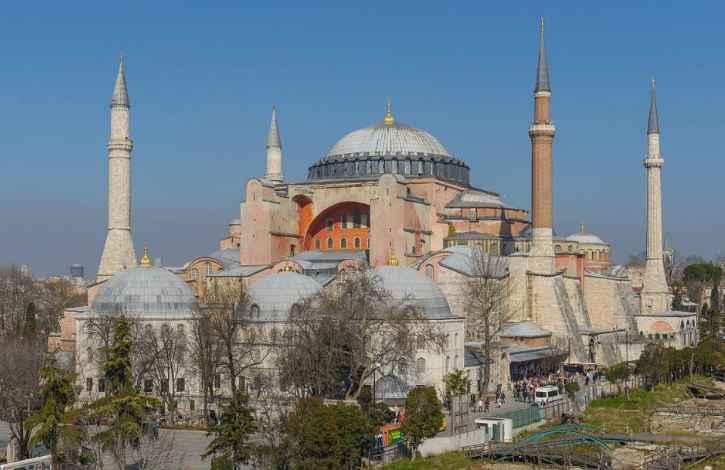 Η Αγία Σοφία και το οθωμανικό σχέδιο του Ερντογάν για έλεγχο των Μουσουλμάνων