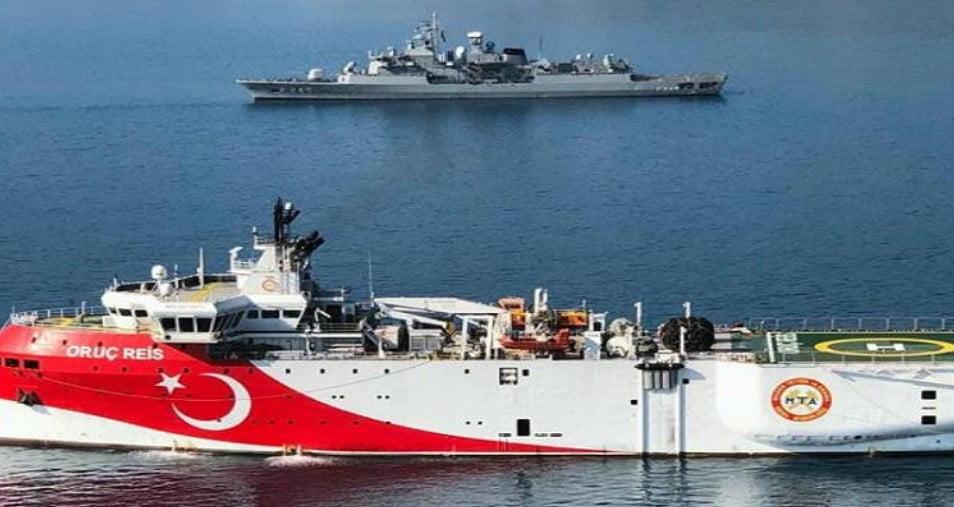 Προκλητική τουρκική NAVTEX για έρευνες στην ελληνική υφαλοκρηπίδα – Σε επιφυλακή το Πολεμικό Ναυτικό
