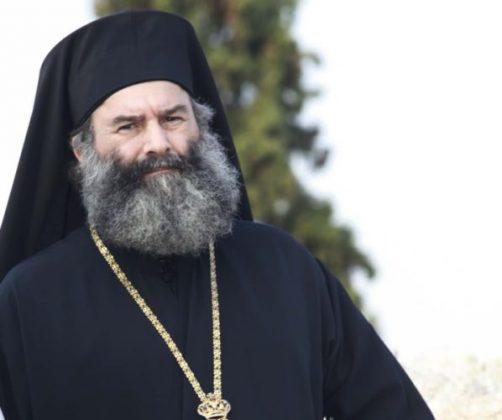 """Μάνης Χρυσόστομος Γ' για την Αγιά Σοφιά: """"Ο Ιουστινιανός δεν έφτιαξε τζαμί αλλά χριστιανικό ναό"""""""