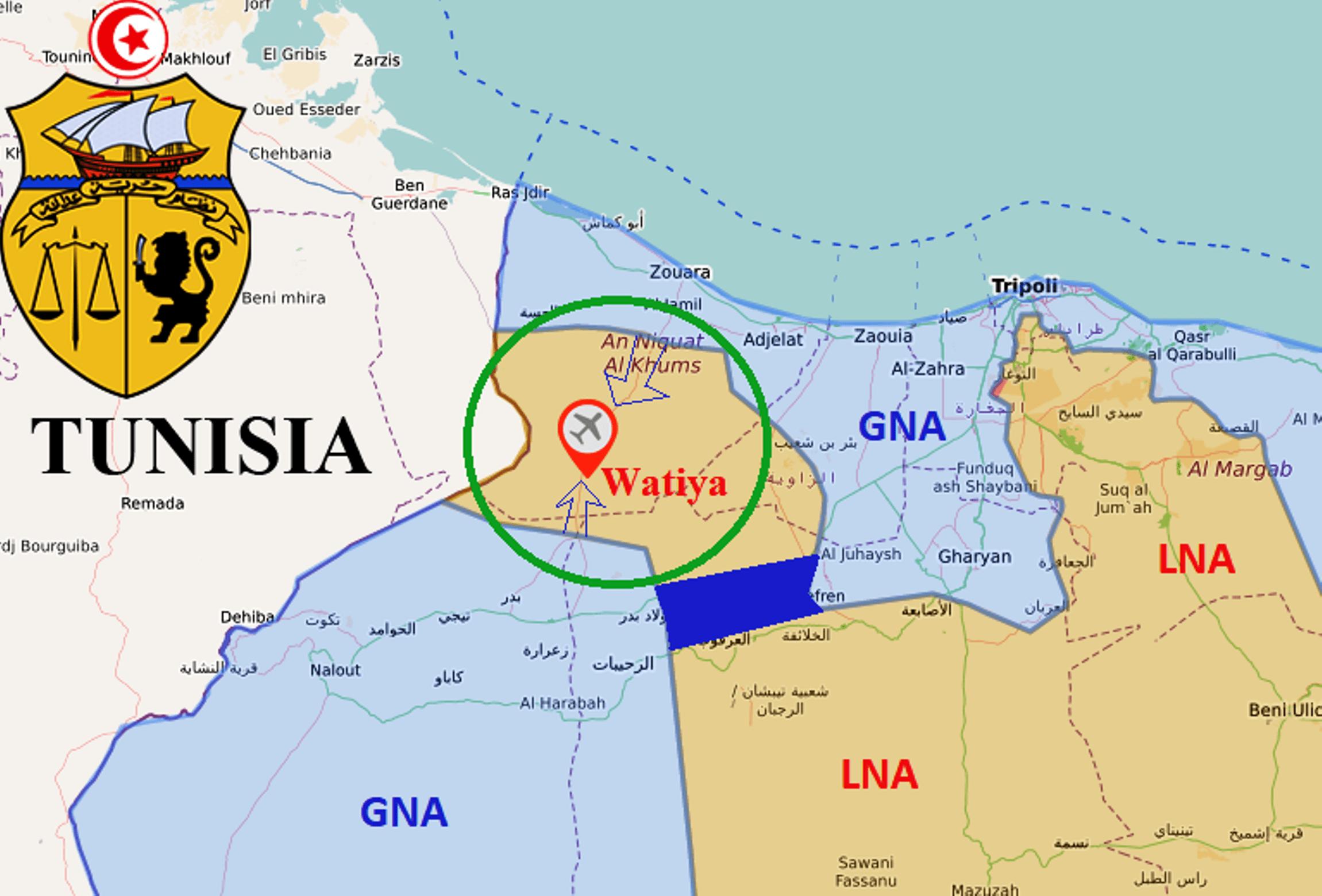 Στη Λιβύη, ο Ερντογάν χτυπήθηκε στον καρπό.θα ακολουθήσουν και άλλα χτυπήματα;