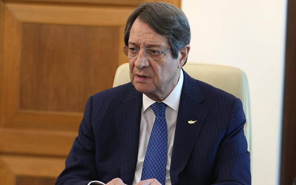 Ν. Αναστασιάδης στην «Κ»: Πρωτοβουλίες Ε.Ε. και ΗΠΑ για αποτροπή μιας κρίσης
