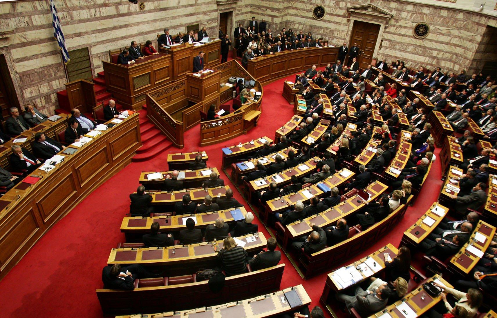 Τι εστί ο ψηφισθείς νόμος για τις δημόσιες συναθροίσεις