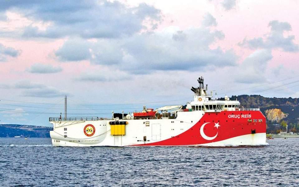Τουρκικές έρευνες στο Καστελόριζο – Σε επιφυλακή οι ένοπλες δυνάμεις